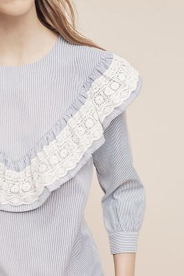 New arrival clothing at anthropologie