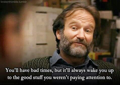 Robin Williams quote <> I like it.
