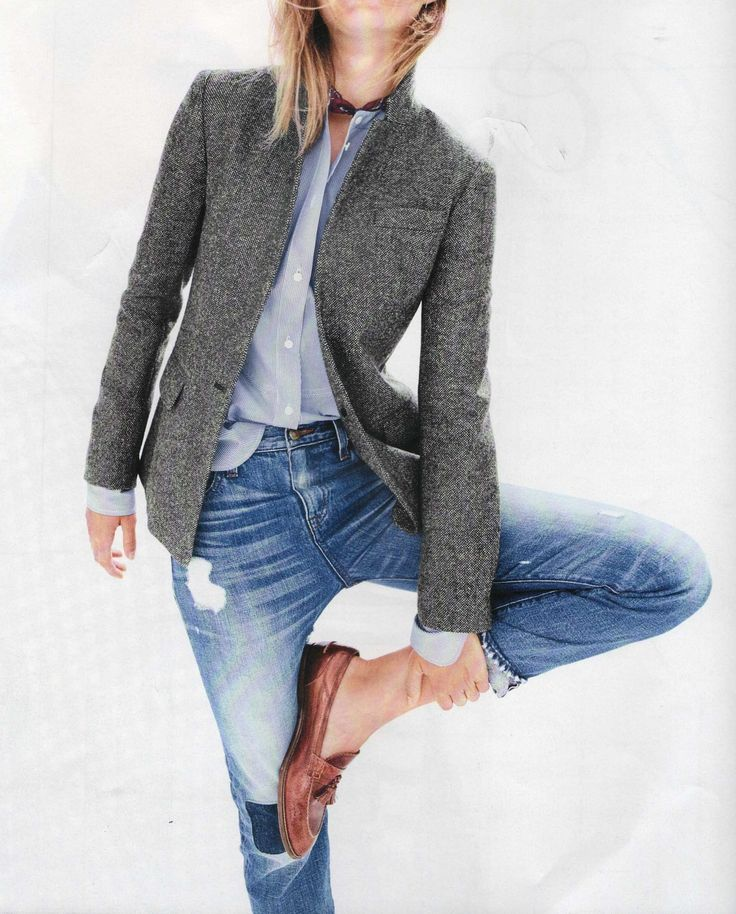 J Crew Rhodes herringbone blazer. This blazer looks wonderful. Love the collar construction and color