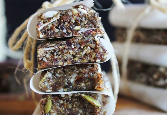 The Daily Good | » Superfood bars