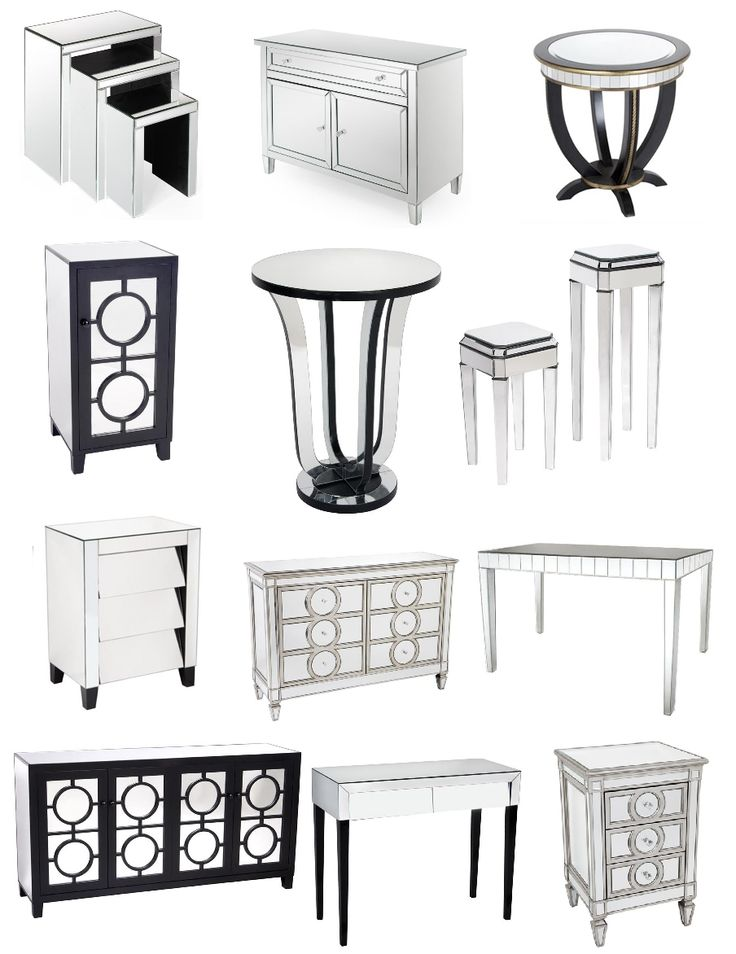 Vavoom Emporium Australia  Mirrored Furniture. 35 best images about Mirrored Furniture To Love on Pinterest