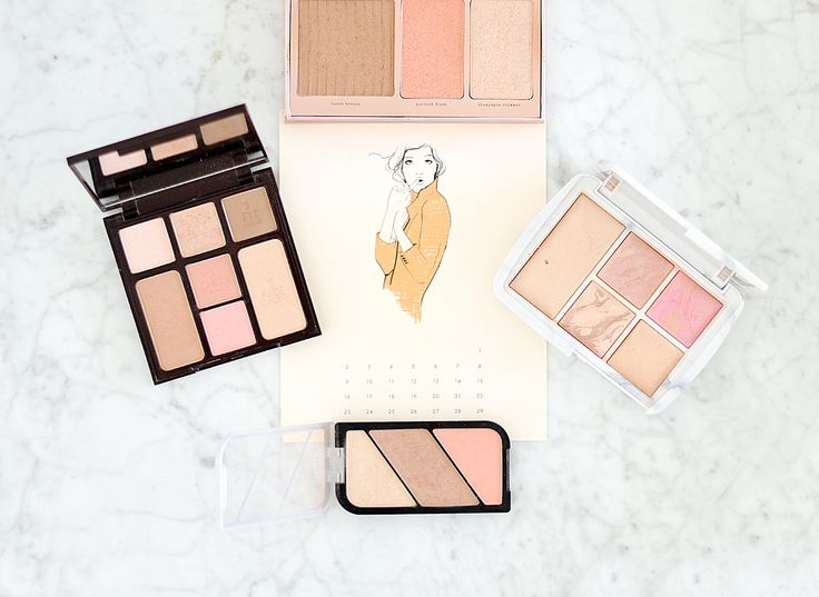 Face Palettes | Splurge & Save | Shakespeare & Sparkle