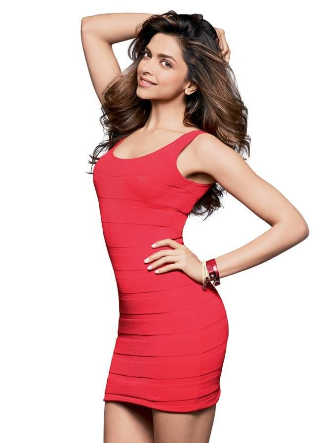 Deepika Padukone's Women's Health Magazine India July 2012 Pictures. | Bollywood Cleavage