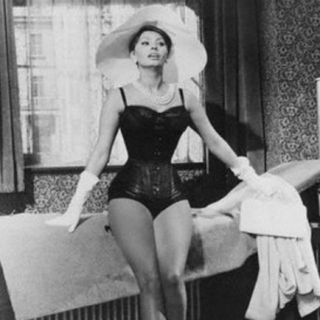 Sophia Loren. Timeless beauty