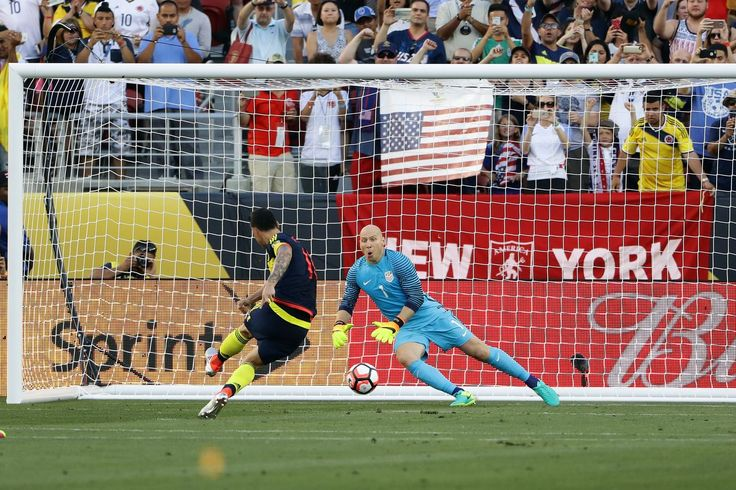USA vs. Colombia, Copa America 2016: Final score 0-2 - James Rodriguez goal ⚽️🇨🇴