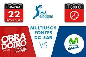 Tiro Libre SCQ: más que una tienda de baloncesto - Obradoiro CAB - Rio Natura Monbus Obradoiro-