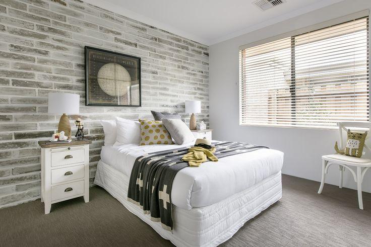 Bedroom - Homebuyers Centre Display Home - Ellenbrook, WA Australia