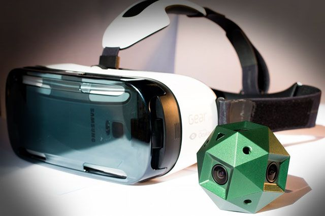 Sphericam 2: 4K 60FPS 360-Degree Video Optimized for Oculus VR