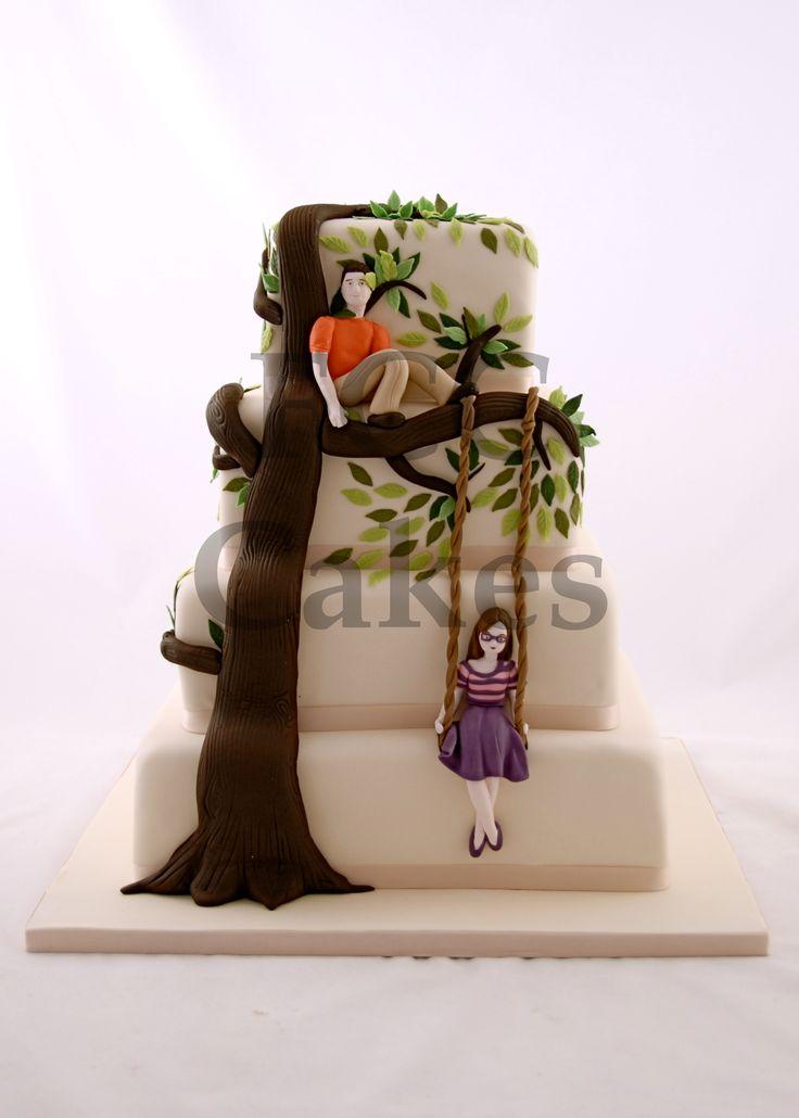 French Wedding Cakes Pinterest