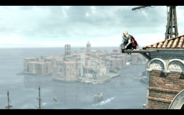 Ach, Venece ;)