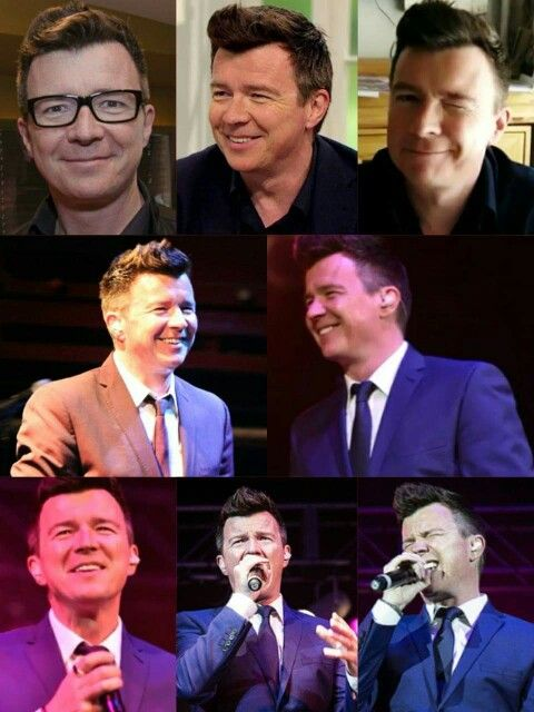 The many faces of Rick Astley pt.2