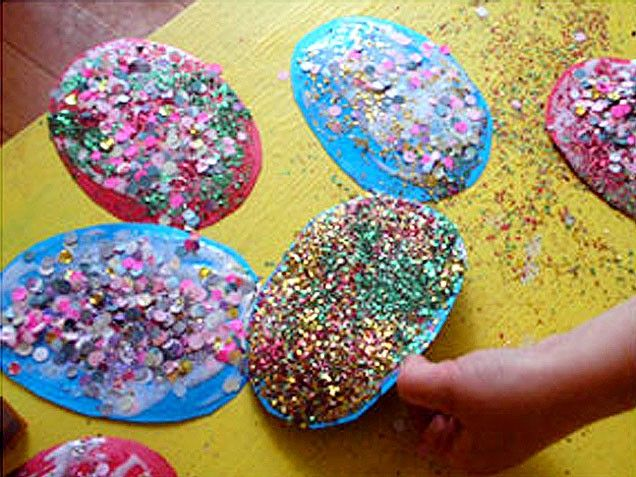 28 best images about glitter crafts on pinterest jars for Glitter crafts for kids