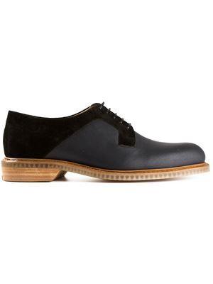 LLOYD Lloyd Herren Schnürer - Zapatos de cordones de Piel para hombre negro negro, color negro, talla 10 UK