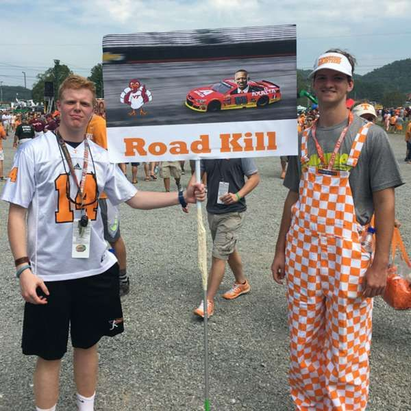 Battle at Bristol: 'College GameDay' signs for Tennessee-Virginia Tech | Sporting News