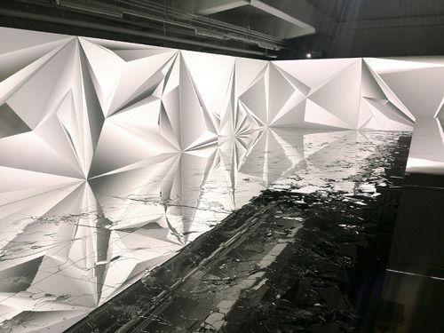 "Rafaël Rozendaal, ""Without Hesitation"", Tokyo, Japan, 2012."
