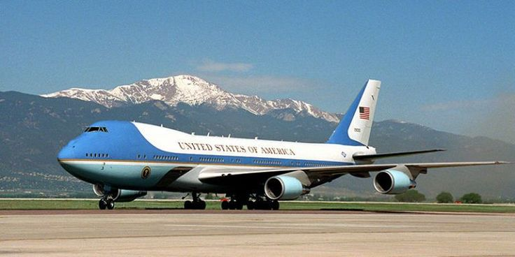 Air Force One To Get New, $24 Million Refrigerators