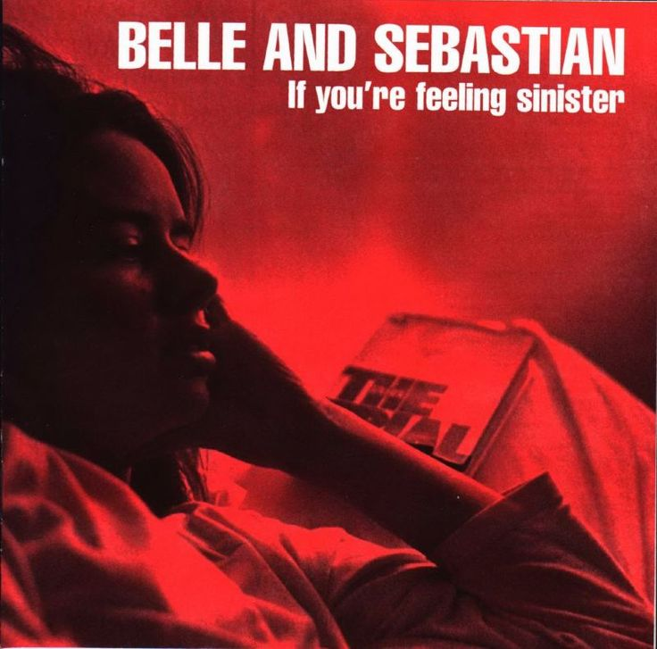 Belle and Sebastian - Their first release on the Jeepster label from 1996 - If You're Feeling Sinister. Glasgow's finest 2nd album and arguably their best.