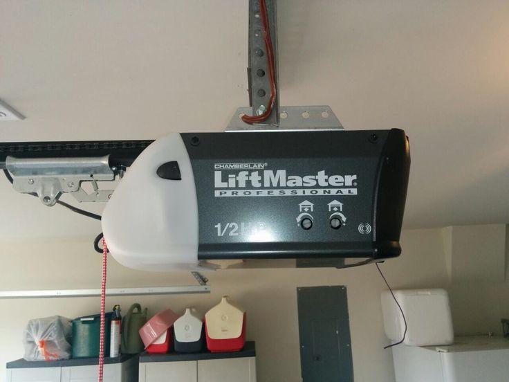 Liftmaster Garage Door Opener Chain Adjustment pertaining to Residence