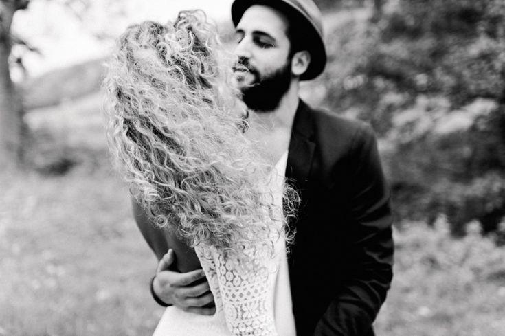 Intimate Boho Wedding, Nadia Meli
