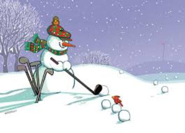 35 best Christmas golf images on Pinterest | Golf lessons, Golf ...