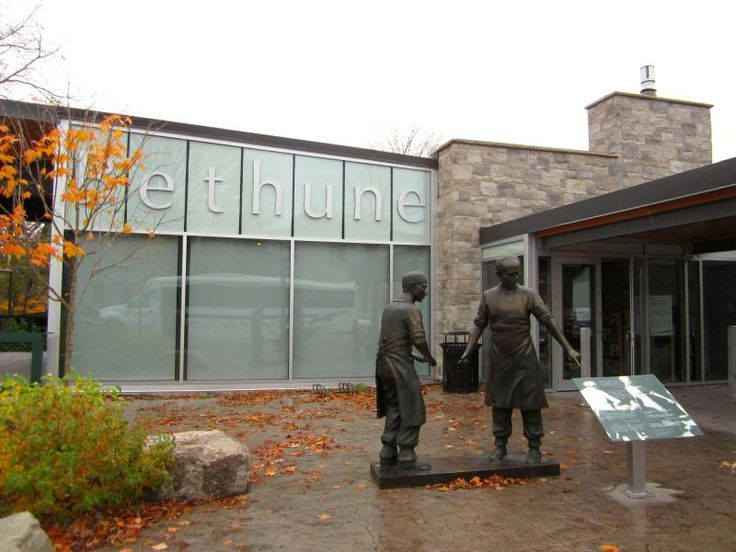 Days Out Ontario | Bethune Museum: An International Look at a Canadian Icon