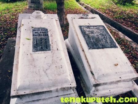 PEKUBURAN SERDADU BELANDA PEUCUT KHERKHOF DI BANDA ACEH SEBAGAI SAKSI KEDAHSYATAN PERANG ACEH   Tengkuputeh