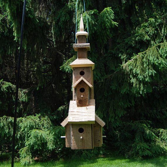 25 unique unique birdhouses ideas on pinterest diy for Creative birdhouses