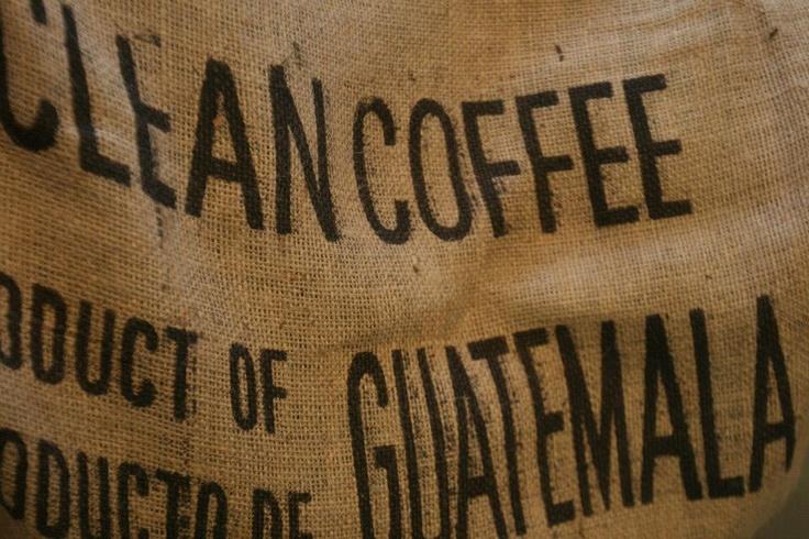 City Brew Coffee's Guatemala Blend.. yum!