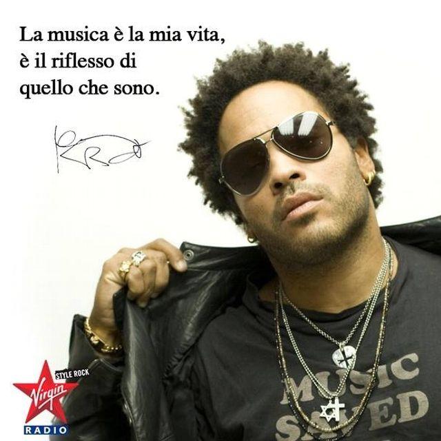 Lenny #Kravits