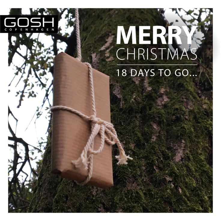 Head over to our Facebook page - every day at 9pm we will find 5 lucky winners! #GOSHCOPENHAGEN #MAKEYOURIMPRESSION #BEAUTIFULYOU #CHRISTMAS