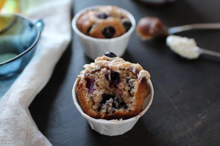 muffins marrons myrtilles philadelphia