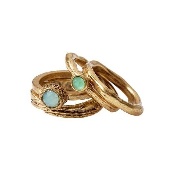 Lucky Brand Garden Stack Rings ❤ liked on Polyvore featuring jewelry, rings, accessories, women, lucky brand rings, stackable rings, lucky brand jewellery, lucky brand jewelry and stacking rings jewelry