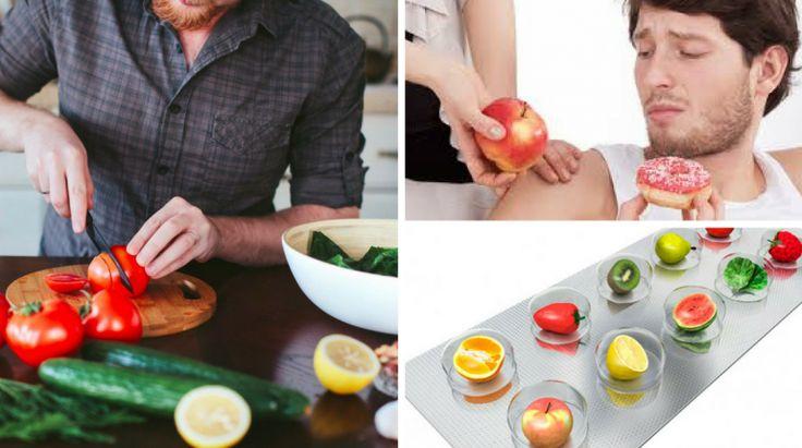5 Alimentos Bons para a Saúde do Homem