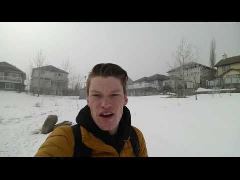 I FELL IN THE ICE.....SEND HELP[VLOG]