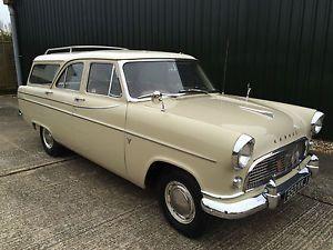 1960 Ford Consul Farnham Estate | eBay