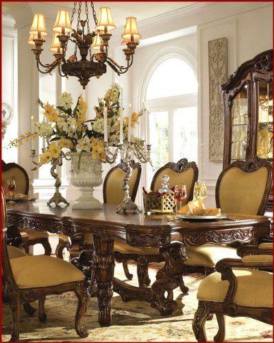 AICO Dining Table Palais Royale AI 71002TB By AICO. $2208.00. AICO Dining  Set