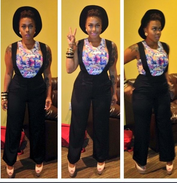 chrisette michele 2014 | Chrisette Michele prepares for a concert