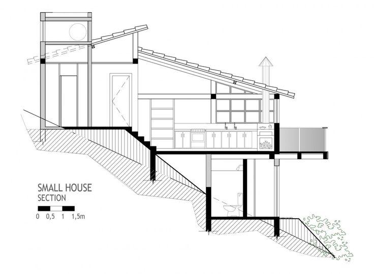 Besoin du0027avis sur esquisses pour maison sur terrain en pente (21 - plan de maison sur terrain en pente