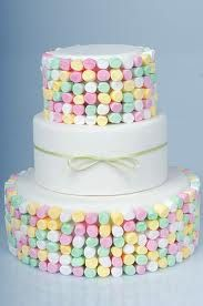 marshmallow cake - Google Search
