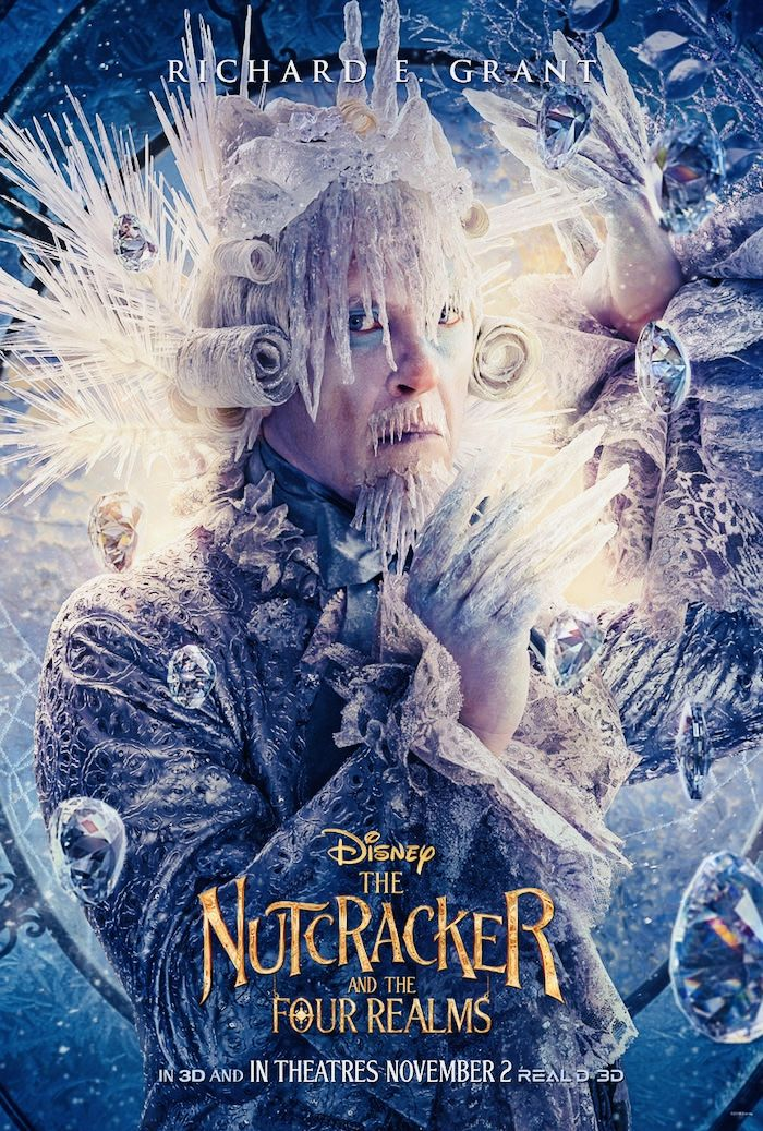 nutcracker and the four realms fanboy movie posters in 2018