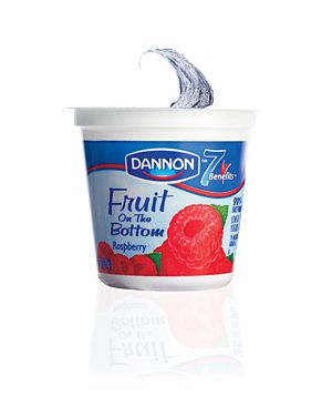 Fat free doesn't mean healthy. Labels tell you they contain added sugars, corn syrup or artificial sweeteners. Same with fat free frozen yogurts which can contain 20g sugars per 1/2 cup.