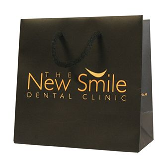 New Smile Dental Clinic #Carrier #Bags