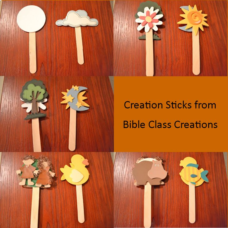 Best 25 creation bible crafts ideas on pinterest for Popsicle stick creations ideas
