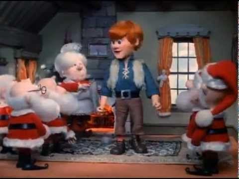 Santa Claus viene a la ciudad
