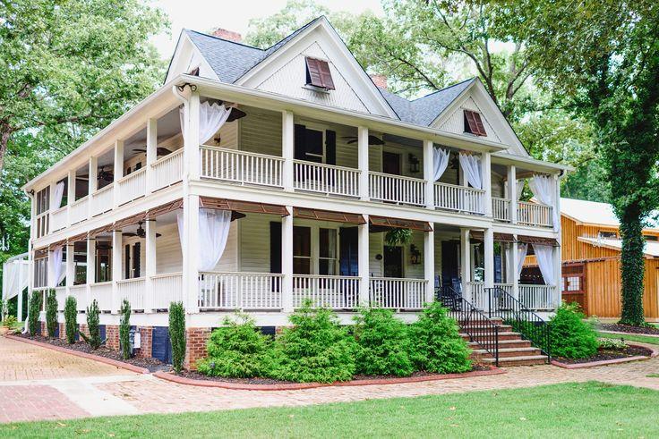 The Wheeler House in Ball Ground, Ga | North georgia ...