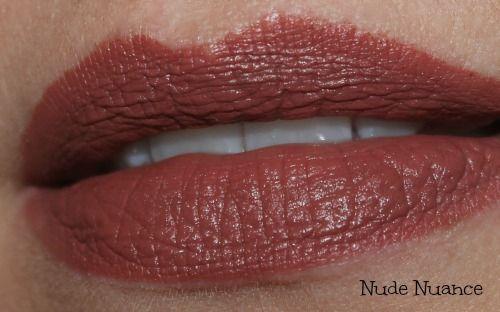 Maybelline ColorSensational Creamy Matte Lipstick in Nude ...