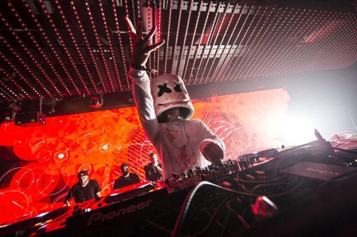 Marshmello Hits Up Spain For Summer Daze Festival - EDMInStereo.com