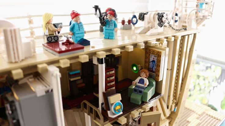 LEGO The Life Aquatic with Steve Zissou by T-brick