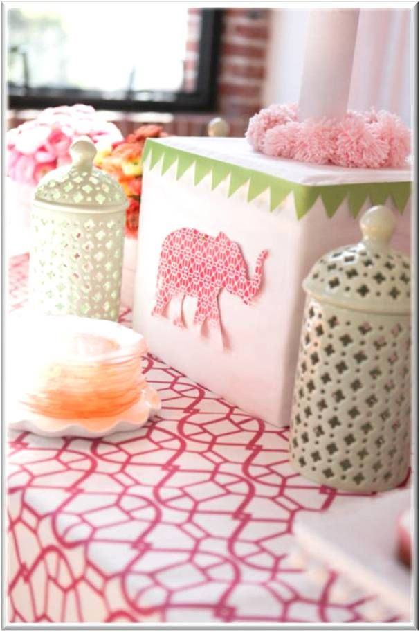 Girl Baby Shower Ideas | Unique Baby Shower Table Ideas Photograph | Unique  Baby Show