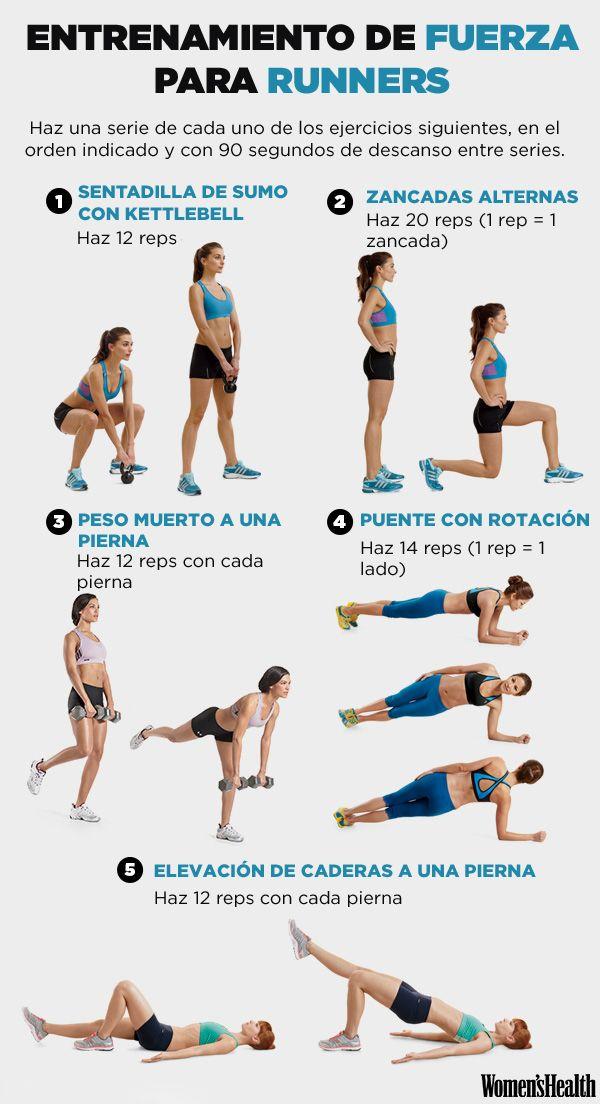 la fuerza!                                                                                                                                    Clase de yoga para estilizar y alargar tu cuerpo                                                                                                                                    Yoga para recuperarte después de una carrera…